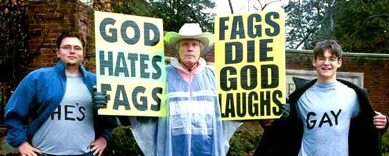 &lt;b&gt;Fun with Fred Phelps&lt;/b&gt;: The best way to deal with the Westboro Baptist Church