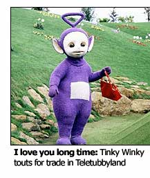 tinky winky